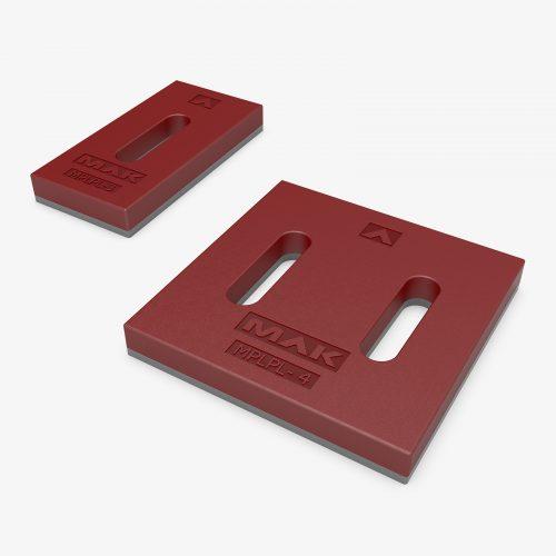 MAK-Plug Plates